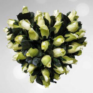 Zijden bloemstuk 2