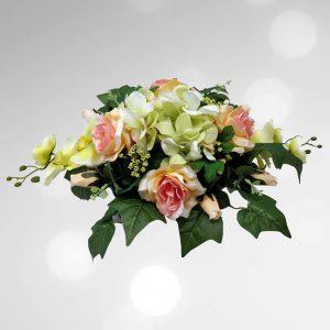 Zijden bloemstuk 4