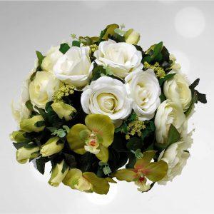 Zijden bloemstuk 5
